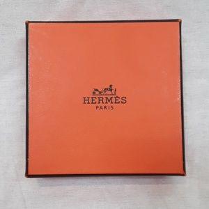 Hermès Box Enamel Bracelet